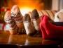 Originálne ponožky s veselými vzormi